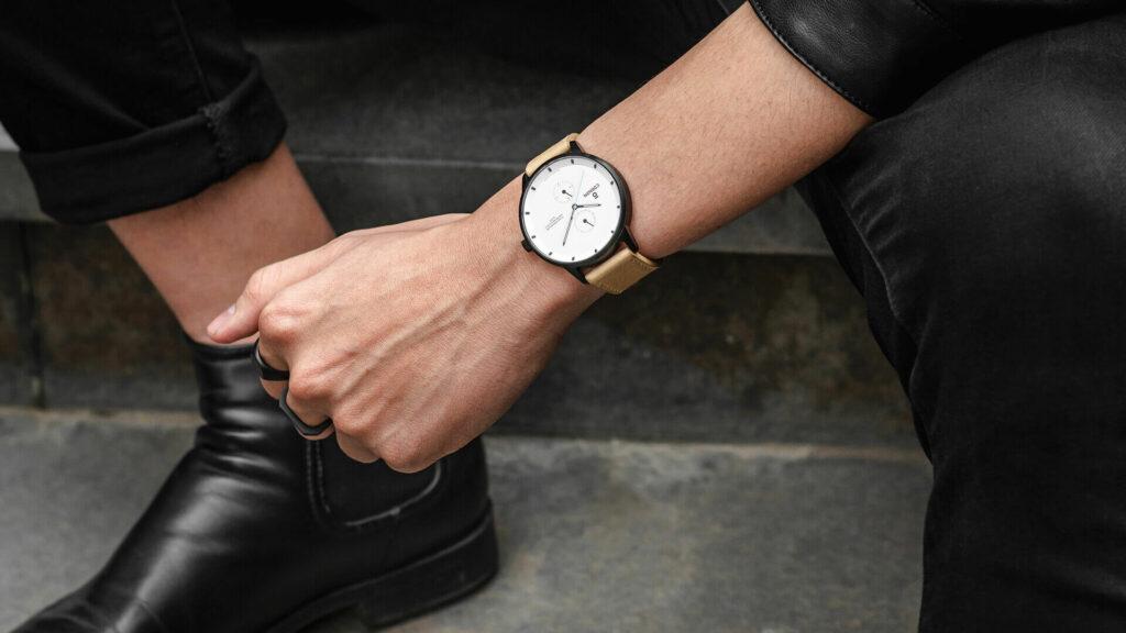 Cách đeo đồng hồ đẹp cho nam