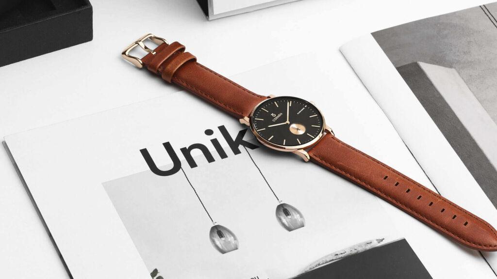 Kashmir Potent - Mẫu đồng hồ nam cổ tay nhỏ