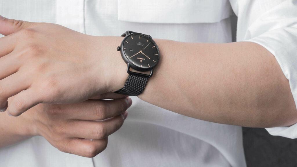 Weimar Wolfgang - Mẫu đồng hồ nam cổ tay nhỏ