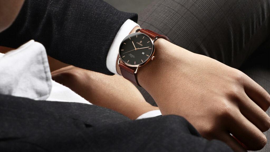Những mẫu đồng hồ nam đẹp - Phong cách thiết kế cổ điển