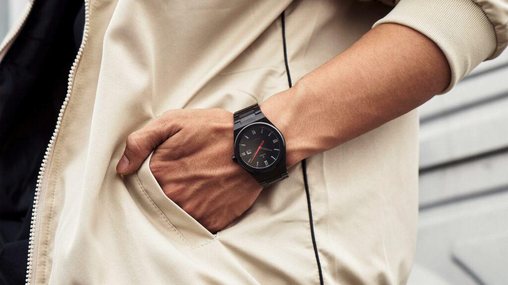 Những mẫu đồng hồ nam đẹp - Phong cách thiết kế đường phố, cá tính