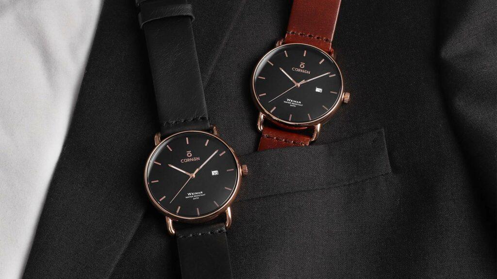 Đồng hồ nam Curnon