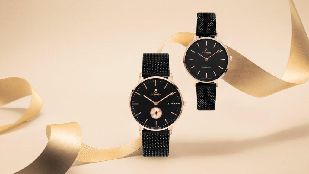 Đồng hồ đôi Kashmir Sharp - Moraine Lace