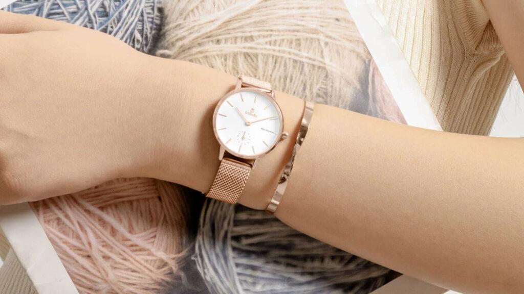 đồng hồ đeo tay cho những dịp trang trọng