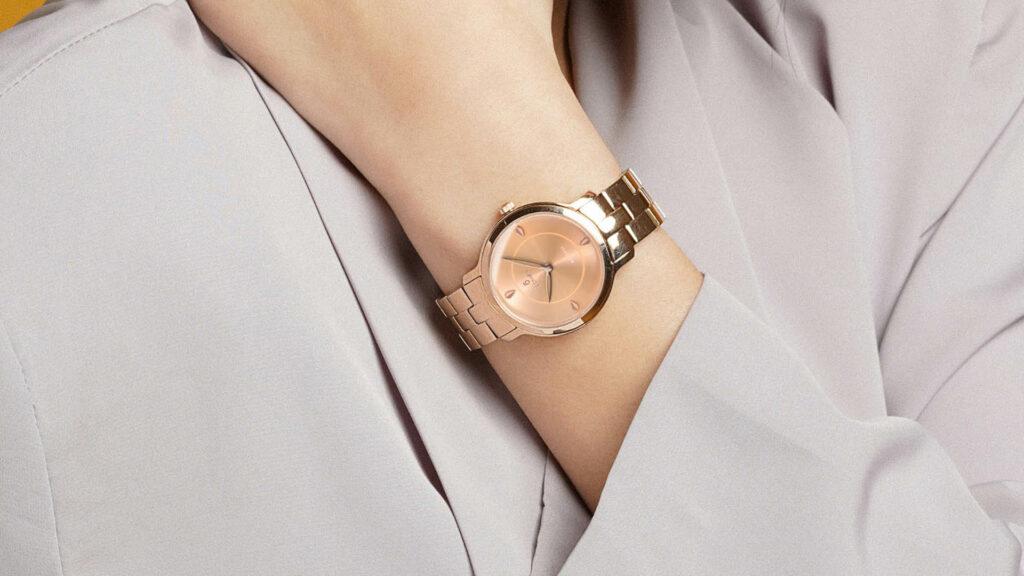 Cách chọn đồng hồ nữ cá tính phù hợp cho cô nàng hiện đại