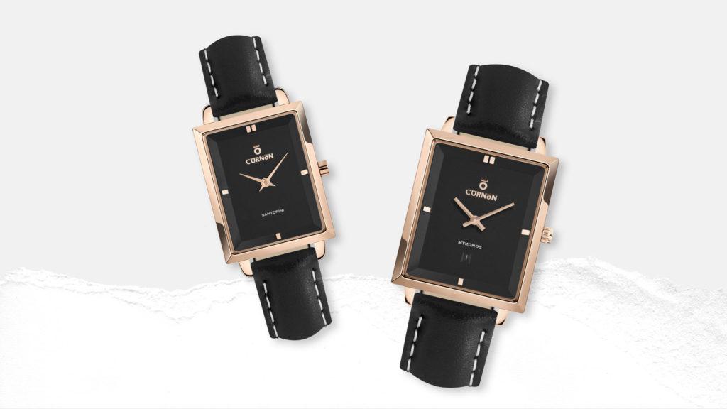 Điểm danh top 5 mẫu đồng hồ dây da cặp chính hãng hot nhất