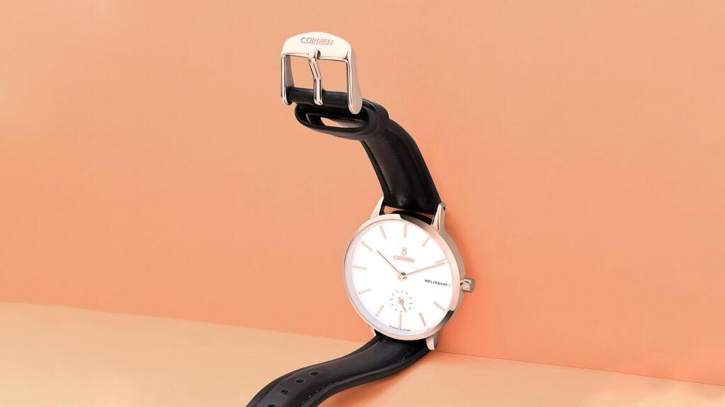 Đồng hồ nữ dây da mặt tròn: Tại sao lại hot đến vậy?