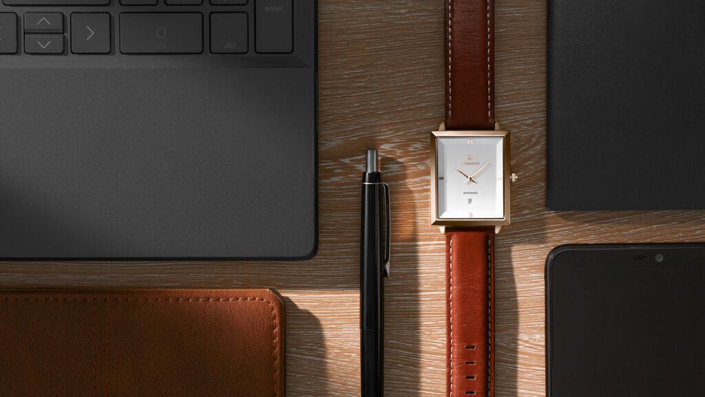 đồng hồ quartz Curnon Mykonos