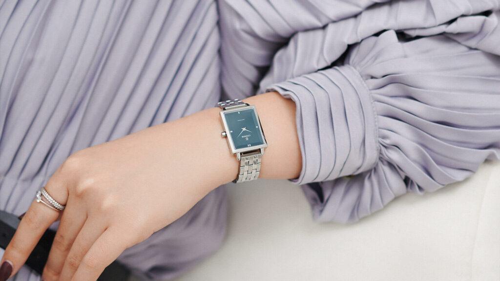 đồng hồ quartz Curnon Santorini