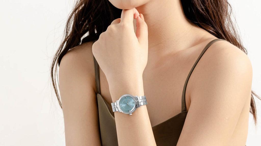 Đồng hồ dành cho nữ 2 kim Beverly Elegant