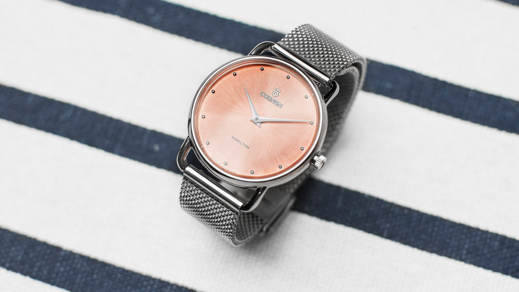 Đồng hồ của nữ 2 kim Hamilton Cora