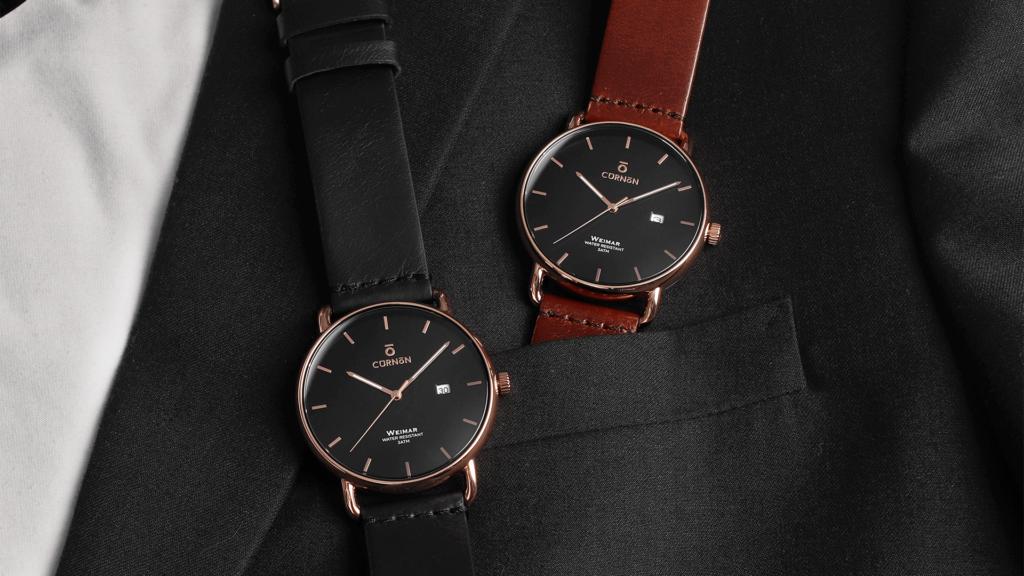đồng hồ đẹp cho thanh niên Weimar Herbert
