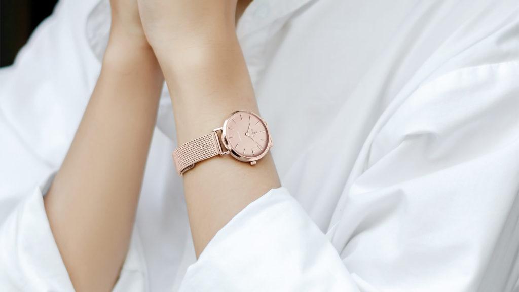 đồng hồ đẹp cho thanh niên Melissani Autumn